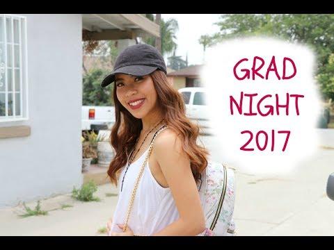GRAD NIGHT 2017 AT DISNEYLAND