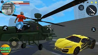 Game Update Real Gangster Crime #  The helicopter parked / by Naxeex /Android GamePlay FHD