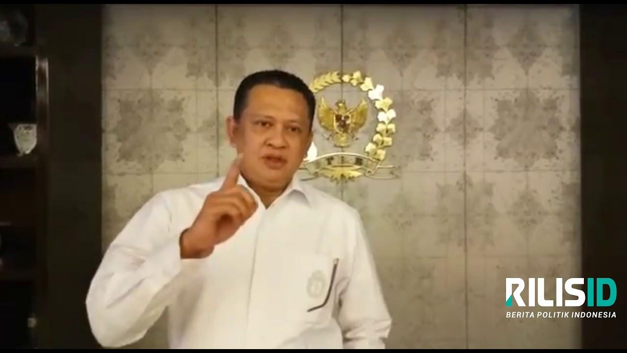 Ucapan Selamat Ulang Tahun Ke 1 RILIS ID Dari Bambang Soesatyo