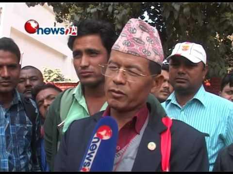 समयमा मतगणना नसकिदा नेपाली काँग्रेस राजनीतिक तथा संवैधानिक संकटमा - NEWS24 TV
