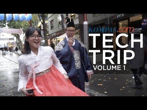 Mendadak Jadi Tech Savvy di Seoul #techtrip