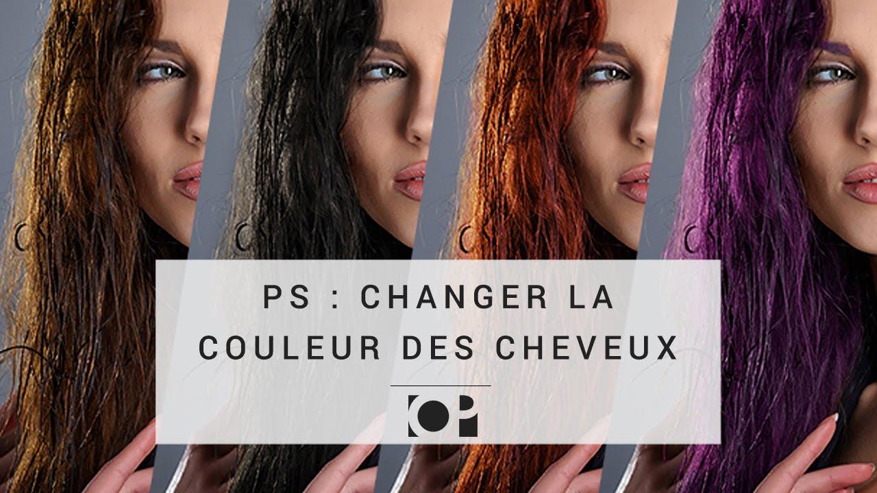 Change ta couleur de cheveux