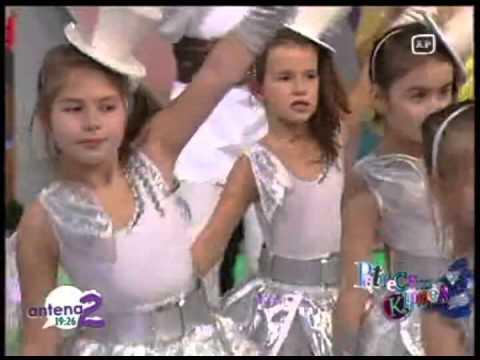 Bucharest sport club..Antena 2 , Petrecem k lumea