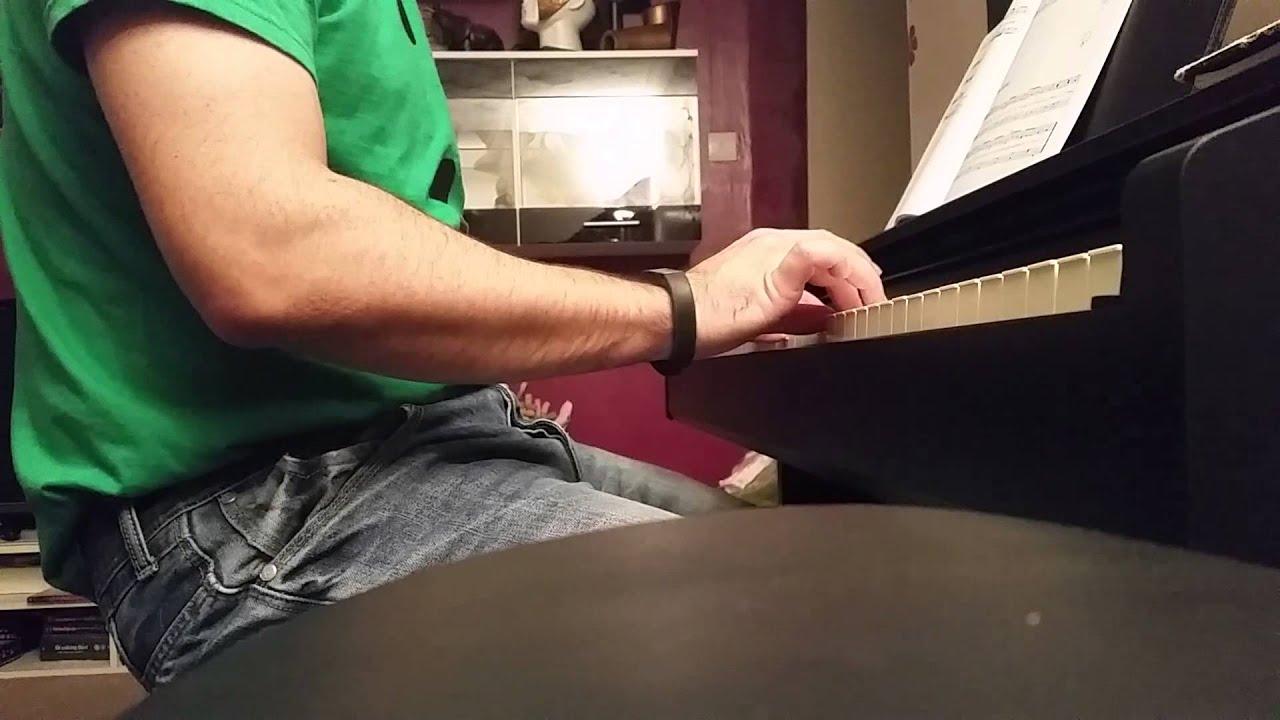 final fantasy aerith 39 s theme intro piano youtube. Black Bedroom Furniture Sets. Home Design Ideas