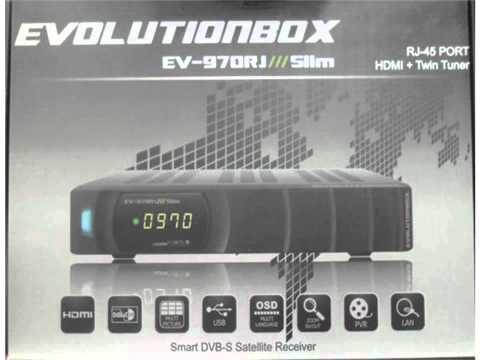 Resultado de imagem para EVOLUTIONBOX EV-970 SLIM