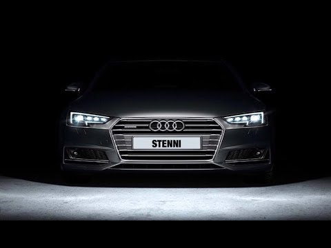 Новая Audi A8 2018
