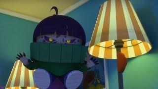 Макс Грин и инопланетяне –Сборник - все серии про Голиафа - Мультфильм для детей – НЛО