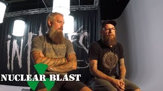 IN FLAMES - Making Of 'I, The Mask' - Behind The Mask (OFFICIAL TRAILER #2)