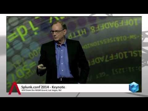 Security Keynote w/ Mark Graff, CISO, NASDAQ OMX - Splunk.conf 2014 - theCUBE  - #SplunkConf