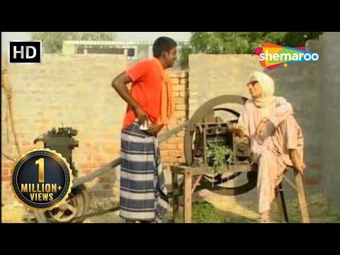 Old Woman Beats Servant - Bhua Da Yoga Comedy Scene - Funny Punjabi Clips - Comedy Video