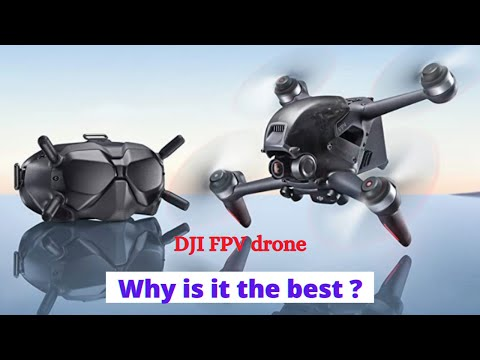 Фото DJI FPV drone | Why is it the best of the best?