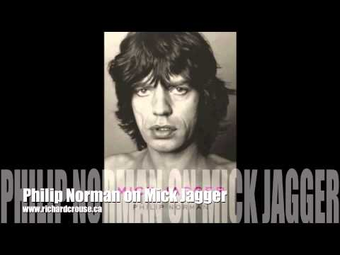 Richard Crouse talks to Mick Jagger biographer Philip Norman