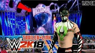 WWE 2K18 PSP - Download Links