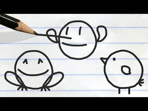 'Bettermorphosis' Pencilmation