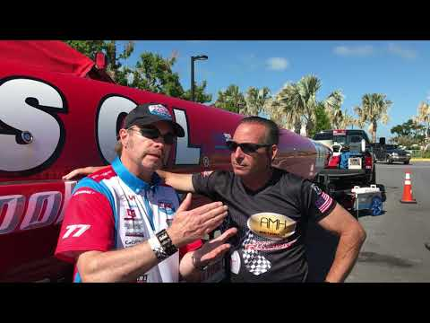 World Record broken by the Lucas Oil Silverhook Offshore Racing Team