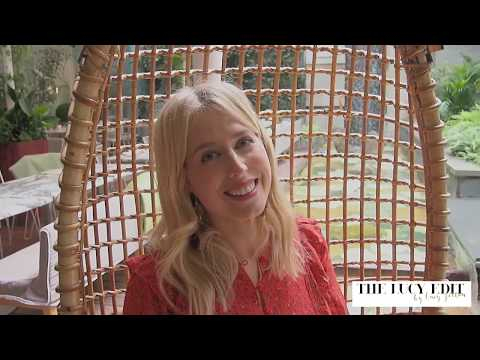 Fashion Designer Olivia Rubin on Style, Beauty and Motherhood