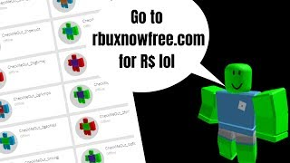 Trolling As a Scam Bot In ROBLOX