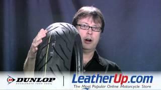 Dunlop American Elite Tires for Harley Davidson at LeatherUp.com