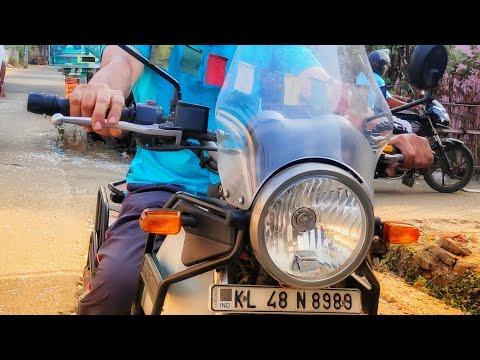 Pazhayannur Bike Ride @Town