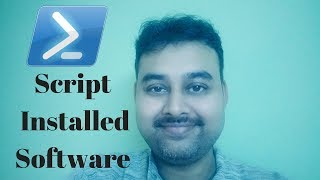 Powershell script installed software list for Remote Computers [AskJoyB]