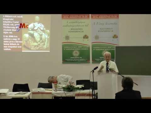 MIXVK - Radics Géza - A székely magyar rovásírás kialakulásának történelmi háttere