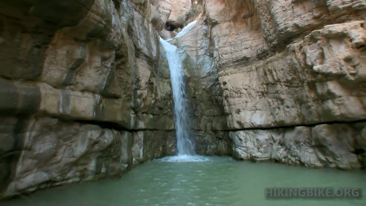 Fall Waterfall Wallpaper Ein Gedi Hike עין גדי Youtube
