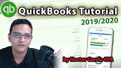 QuickBooks Online 2019 Tutorial: Getting Started