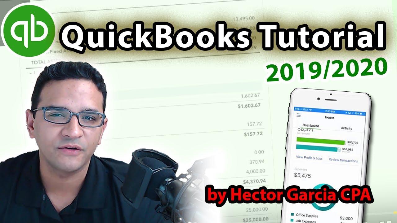 Free QuickBooks Training Videos / Tutorials