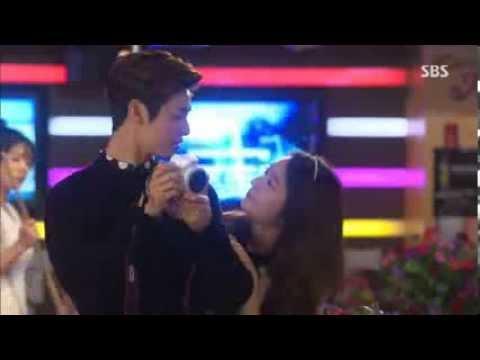 [The Heirs] Kiss Scene Lee Bona & Yoon Chanyoung
