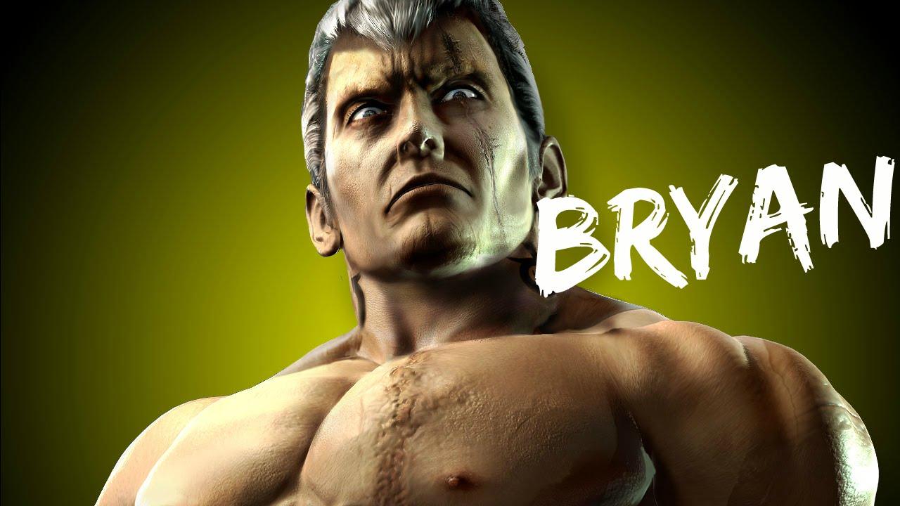 Tekken 6 Bryan Arcade Battle Youtube