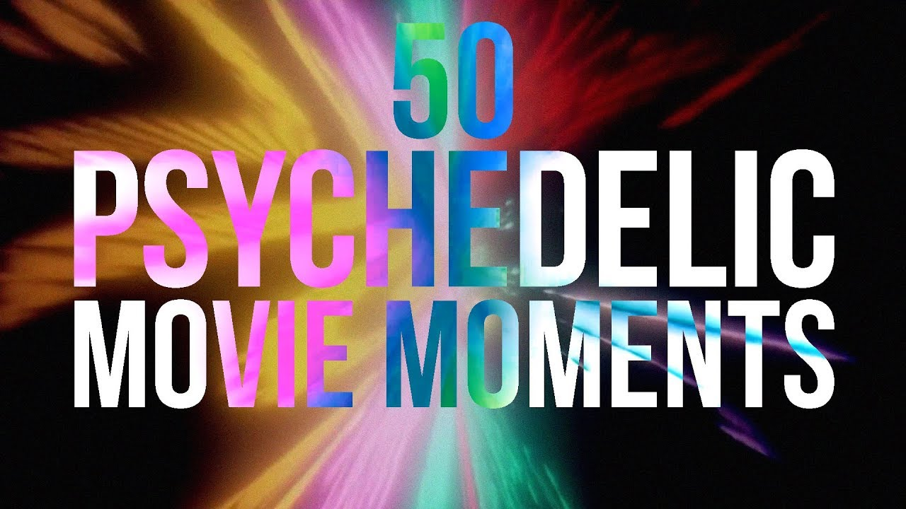 Best Psychedelic Videos of 2018 | The Daily Psychedelic Video
