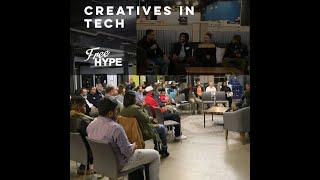FreeHype x Launch Dayton: Creatives In Tech