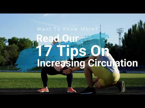 supplements for circulation in legs