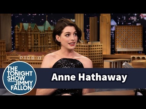Thumbnail: Anne Hathaway Crashed a Party with Matthew McConaughey