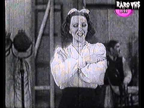 Rosita Moreno - Los Gatitos (Video 1941)