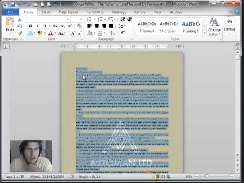 Graphic design with microsoft word youtube for Microsoft word graphic design