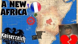 Top 5 Kaiserreich Countries! - Africa / CHG / InfiniTube