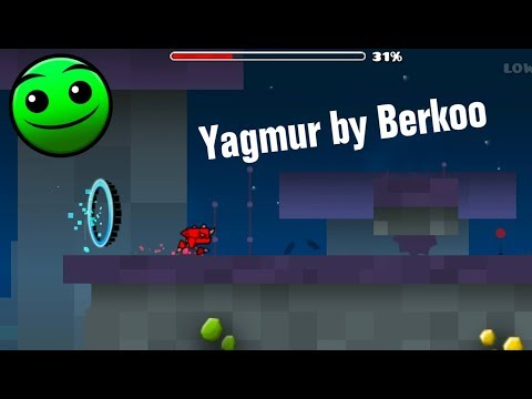 Yagmur by berkoo|Song: Calm by cursedsnake|Geometry Dash