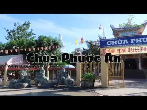 Chùa Phước An - Cần Thơ | Nụ Cười Mêkong chuyên Tour miền Tây