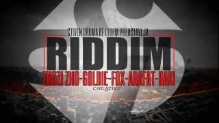 Stiven Drama - Riddim ft. Zhozi Zho, Goldie, Fox, Arafat, Raki