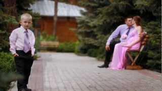 Семейная фотосессия. 5 лет после свадьбы