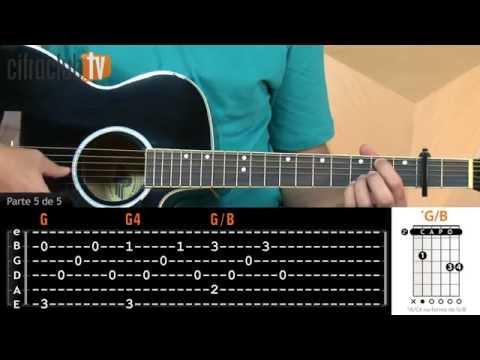 Nada Normal - Victor e Leo (aula de violão completa)