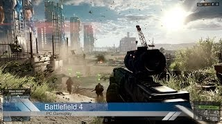 Battlefield 4 - PC Campaign Gameplay 1080p