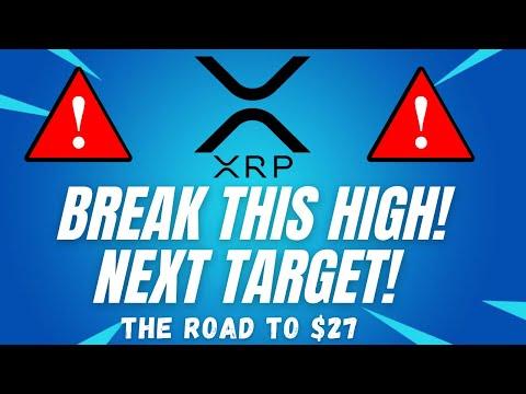 RIPPLE XRP PRICE PREDICTION! – RIPPLE XRP 2021 – RIPPLE TECHNICAL ANALYSIS