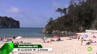 Playa de La Franca (Ribadedeva/Ribadeva)