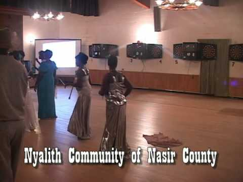 Nyalith Community of Nasir County in U.S.,A