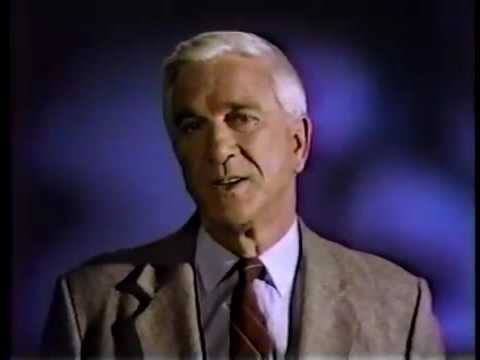 KTXL 1987 - Leslie Nielsen Promo for the 10 o