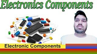 #2-Electronics Components Part 1  Active Components  Passive Components