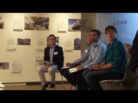 Home & Away - Experiences in the Workplace of LGBT Engineers in the UK and Abroad