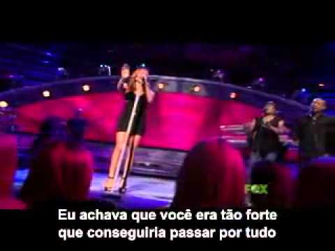 Mariah Carey   'Bye Bye' live at American Idol legendado